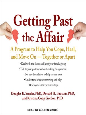 cover image of Getting Past the Affair